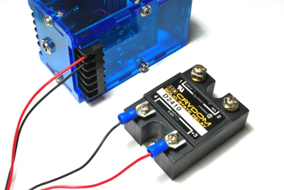 SSR Output Wiring