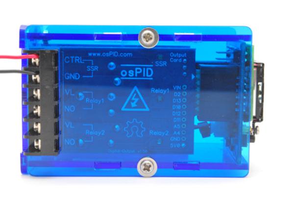 SSR Wiring Digital Output v1.50