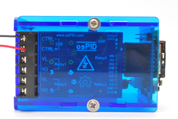 SSR Wiring Digital Output v1.70